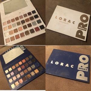 Lorac Mega Pro 1 & 2